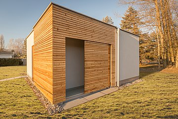 Wir bauen Mobilheime aus Holz Kardea